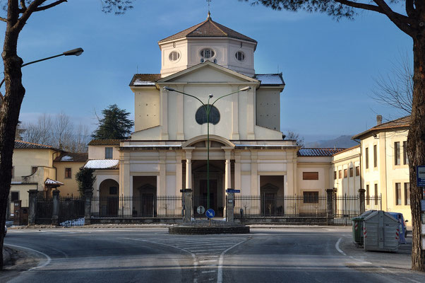 Santuario del SS. Crocifisso  (Borgo San Lorenzo)