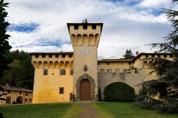Villa di Cafaggiolo  - Barberino