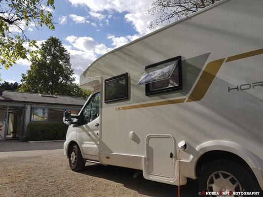 Francia - Camping Municipale di Beaune