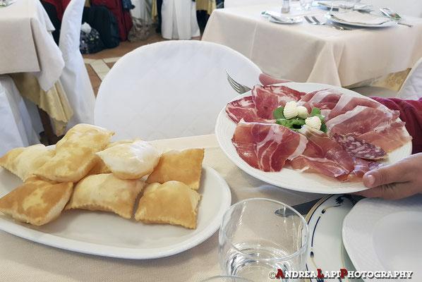 """Al Ristorante """"I Mezzadri"""" vicino a Fontanellato"""