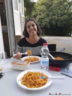 Cena... italiana!!!