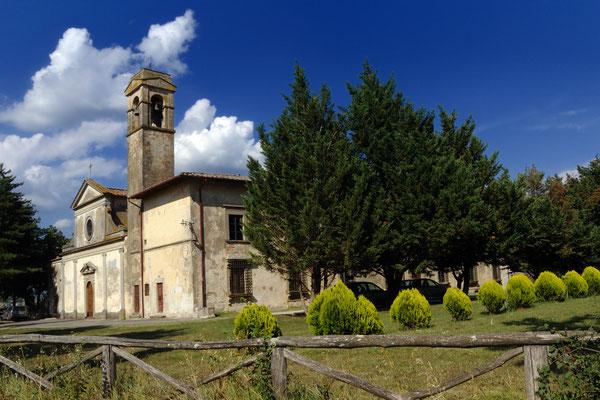 Chiesa di Olmi - Borgo San Lorenzo