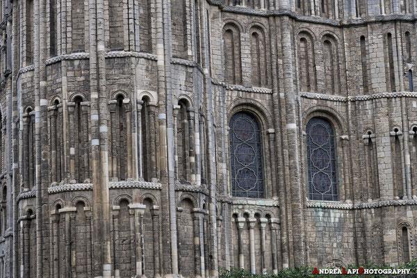 Inghilterra - Cattedrale di Ely