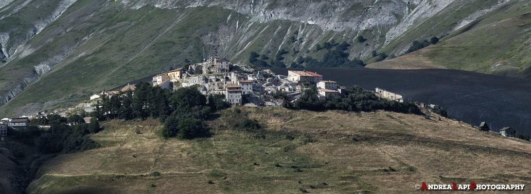 Castelluccio (o quel che resta...)