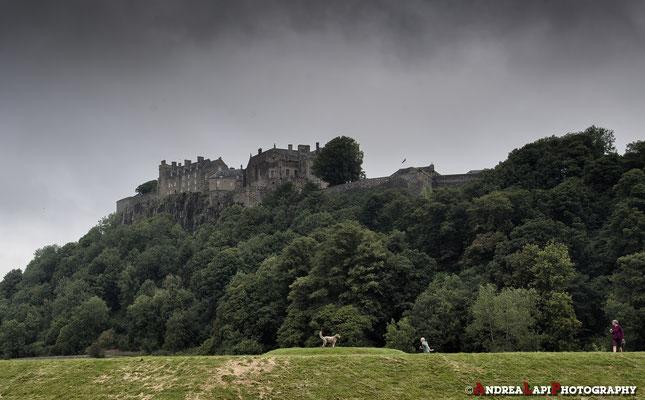 Scozia - Stirling Castle