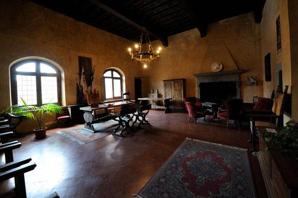 Sala del Sindaco - Palazzo dei Vicari - Scarperia