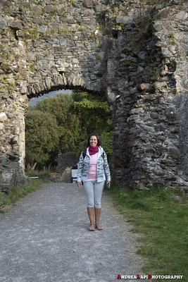Scozia - Inverlocy Castle