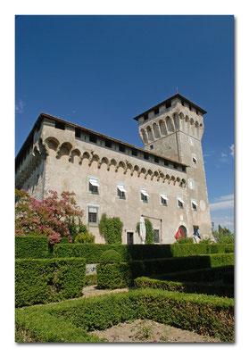 Il Castello del Trebbio (San Piero a Sieve)