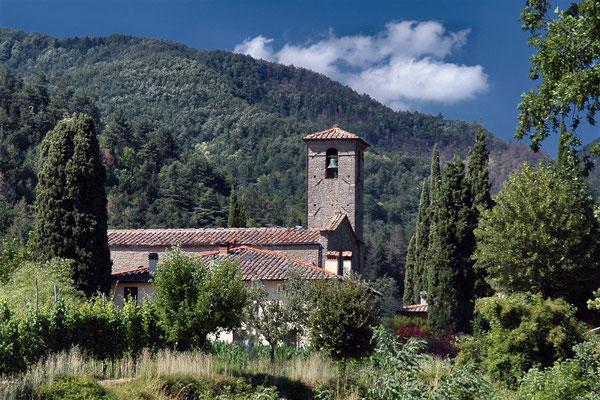 Chiesa di Grezzano (Borgo San Lorenzo)