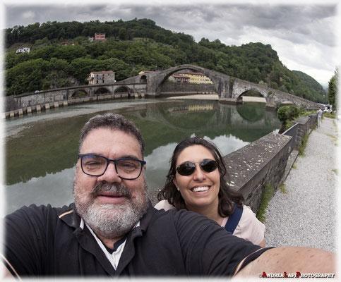 Ponte della Maddalena (detto del Diavolo) - Borgo a Mozzano