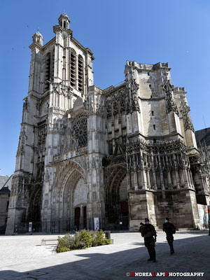 Francia - Troyes - Cattedrale