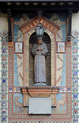 Statua di San Francesco - Borgo San Lorenzo