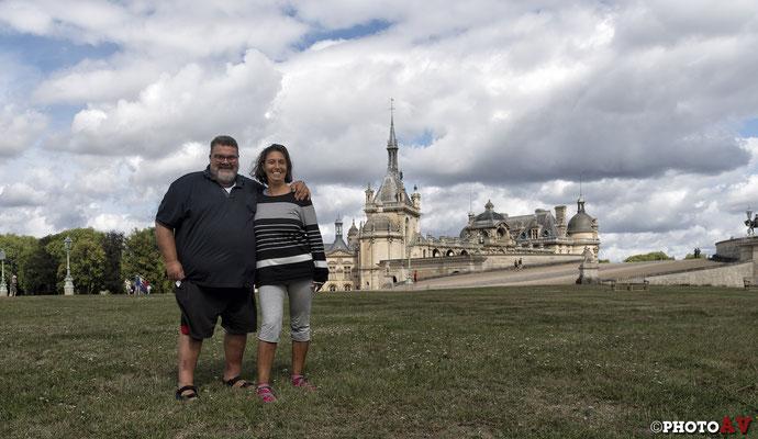 Francia - Castello di Chantilly