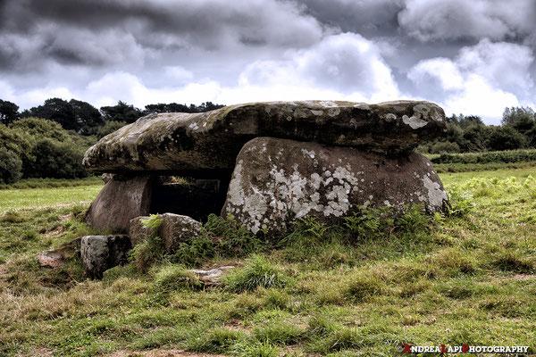 Megalites Kerguntuil (Tregastel)