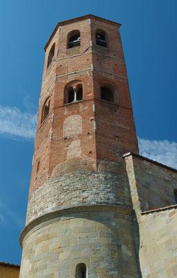 Campanile della Pieve di Borgo San Lorenzo