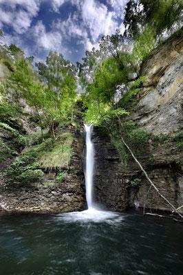 Cascata di Calabuia (San Godenzo)