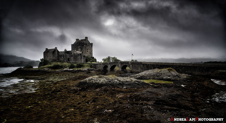 Scozia - Eilean Donan Castle