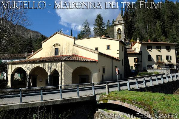 Santuario della Madonna dei Tre Fiumi (Borgo San Lorenzo)