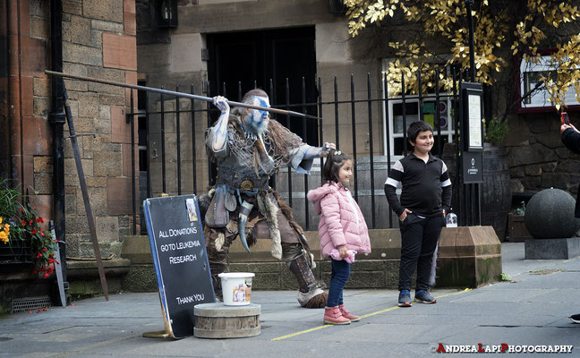 Scozia - Edinburgh