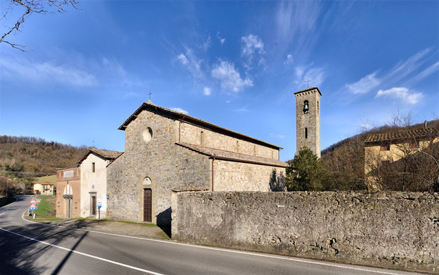 Pieve di Faltona (Borgo San Lorenzo)