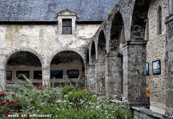 Abbazia di Lehon (vicino a Dinan)