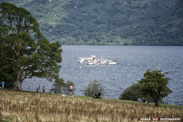 Scozia - Loch Lomond
