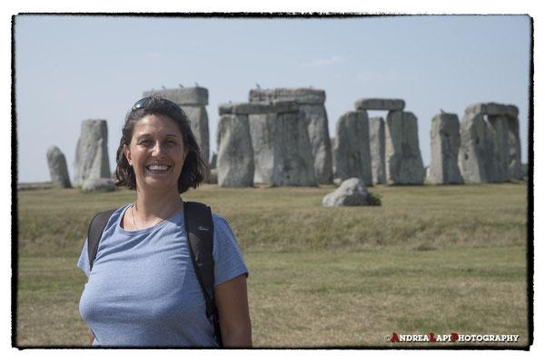 Inghilterra - Stonehenge