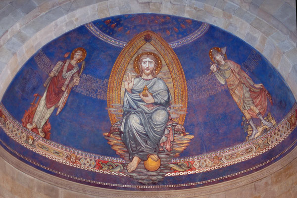 Pieve di Borgo San Lorenzo (abside)