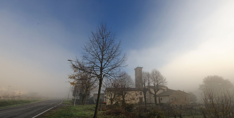 Chiesa vecchia di Ronta