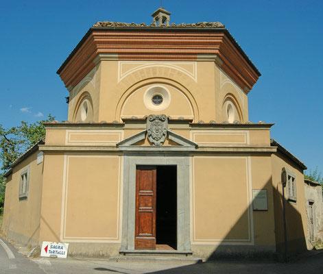Luco di Mugello - Cappella della Divina Pastora (Borgo San Lorenzo)