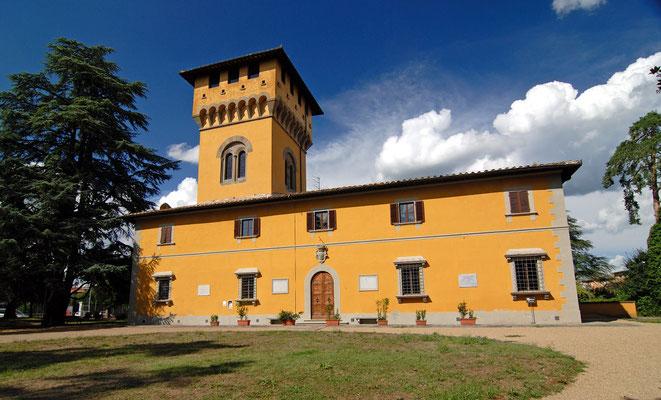 Villa Pecori (Borgo San Lorenzo)