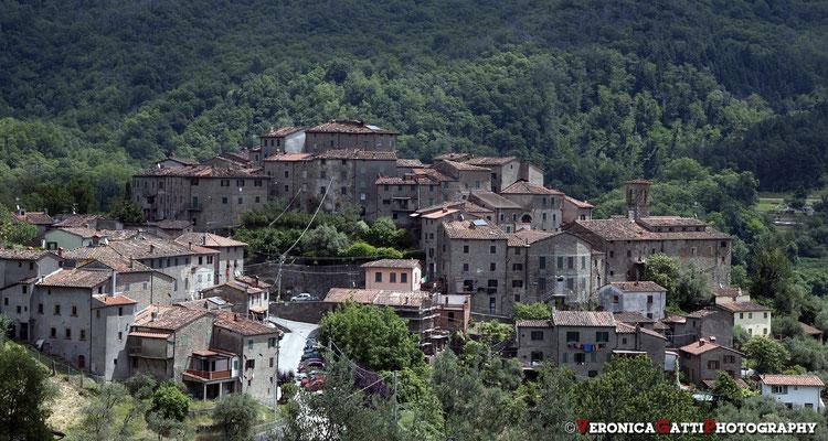 Sorana, ultimo paesino della Svizzera Pesciatina da noi visitato (famoso per i fagioli)... ce ne manca uno, ma ci andremo un'altra volta..