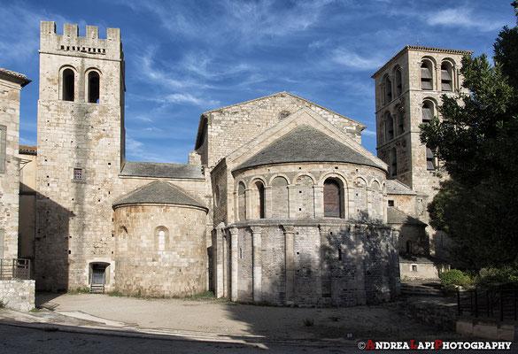 Abbazia catara di Caunes-Minervois (nei dintorni di Carcassonne)