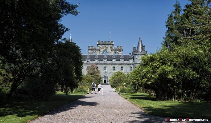 Scozia - Inverary Castle