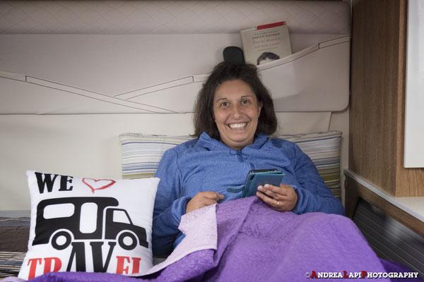 Scozia - Edinburgh - Ritorno al campeggio... stanchi ma contenti!
