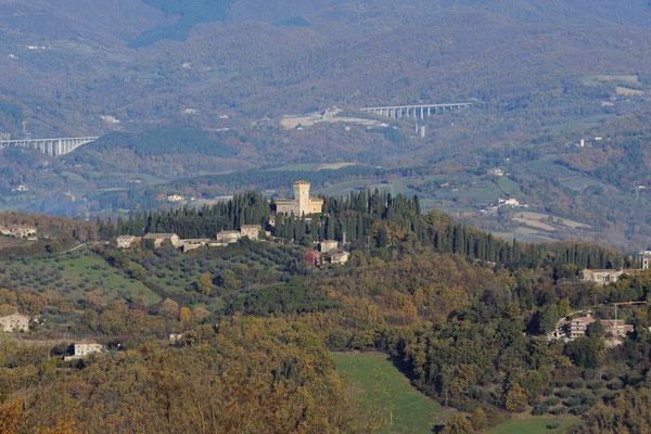 Il castello del Trebbio