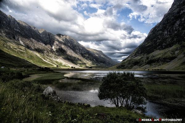 Verso le Highlands scozzesi