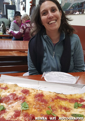 Pizza a Sorrento