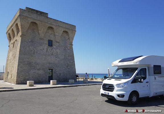 Torre San Giovanni La Pedata - Gallipoli