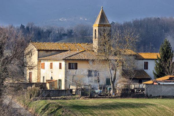 Chiesa di Figliano (Borgo San Lorenzo)