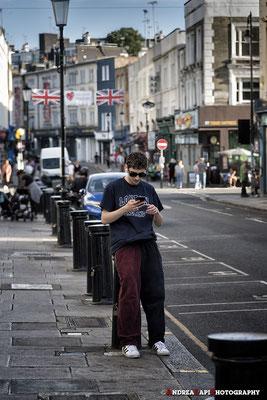 Inghilterra - London - Portobello Road