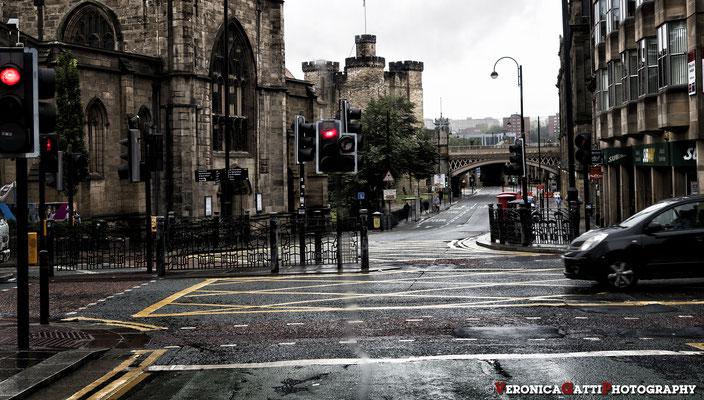 Inghilterra - Newcastle