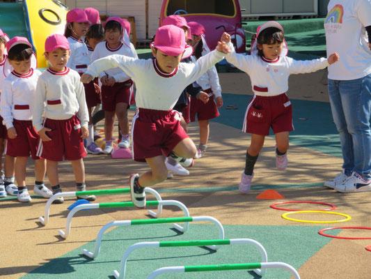 保育園トレーニング