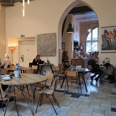 Café und Shop in Berlin/ Kreuzberg
