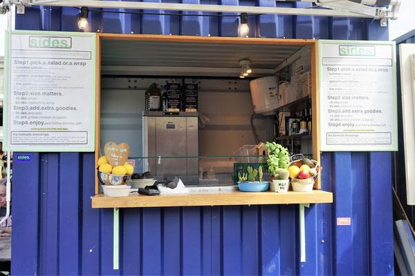 """Kopenhagen - """"Street-Food-Markt """"Reffen"""""""