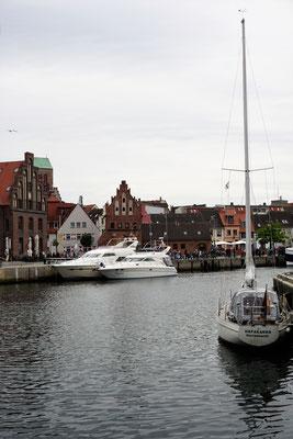 Wismar & Poel, Auszeit für gestresste Großstädter, Teil I Wismar