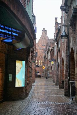 Was geht in Bremen? Das Paula-Modersohn-Becker-Museum in der Böttcherstraße