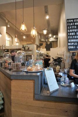 Café & Shop in Berlin/ Kreuzberg - Hallesches Haus