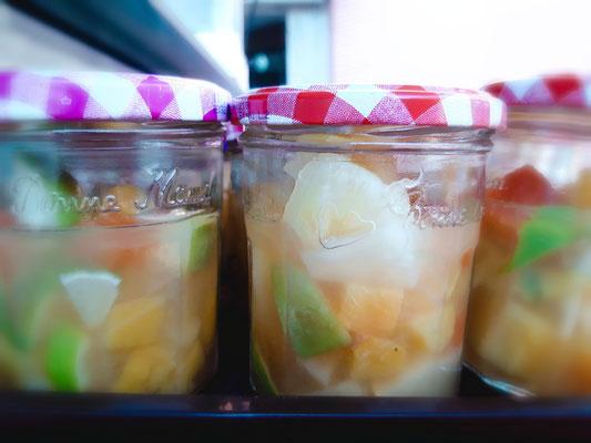 Salade de fruits naturels privatisation food truck