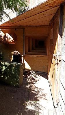 "K2"" bunker entrance"